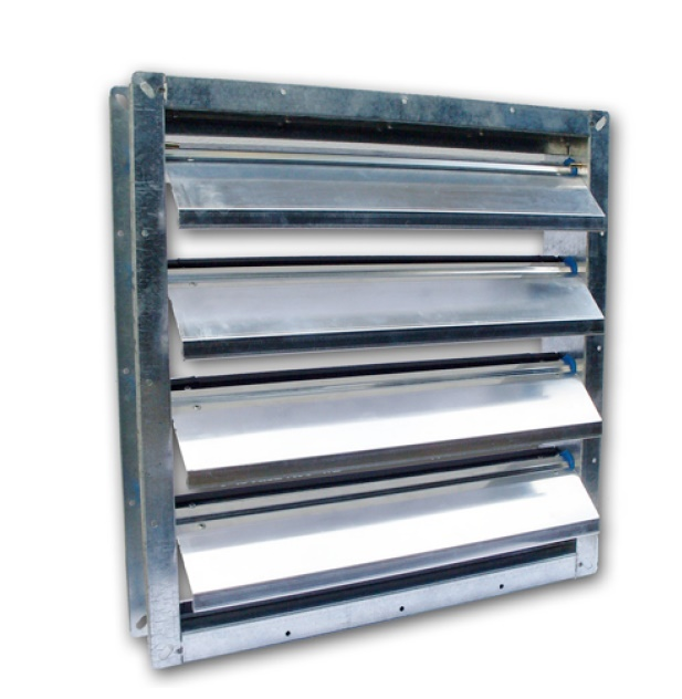 Non Return Damper Pressure Relief Damper Connols Air Pte Ltd