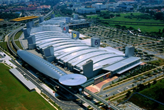 Singapore Expo Exhibition Hall